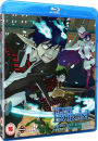 Blue Exorcist: Definitive Edition - Part 2: Episodes 13-25 (Includes OVA)