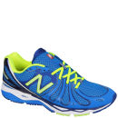 New Balance Men's M890 v3 Speed Running Trainer - Blue/Yellow