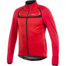 Craft Performance Bike Stretch Jacket - Bright Red / Black