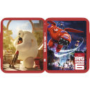 Big Hero 6 3D (Includes 2D Version) - Zavvi UK Exclusive Limited Edition Steelbook