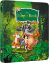 The Jungle Book - Zavvi Exclusive Limited Edition Steelbook (The Disney Collection #2) (UK EDITION)