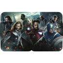 Avengers Assemble 3D (Includes 2D Version) - Zavvi Exclusive Lenticular Edition Steelbook