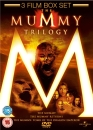 The Mummy / The Mummy Returns / The Mummy: Tomb of the Dragon Emperor (Lenticular Sleeve)