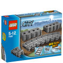 LEGO City (7499) : Rails Flexibles et Droits