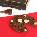 Chocolate Lover's Pizza - 7 Inch