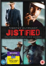 Justified - Seasons 1-4