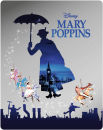 Mary Poppins - Zavvi UK Exclusive Limited Edition Steelbook (The Disney Collection #15)