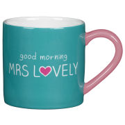 Happy Jackson Mrs. Lovely Mug