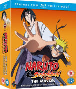 Naruto Shippuden Movie Trilogie