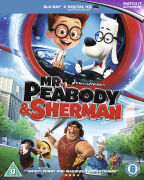 Mr. Peabody and Sherman (Includes UltraViolet Copy)