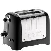 Dualit 26205 2 Slot Lite Toaster - Black