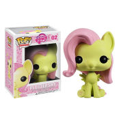 Figura Pop! Vinyl Fluttershy - My Little Pony