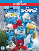 The Smurfs 1 en 2 (Bevat UltraViolet Copy)
