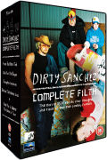 Dirty Sanchez - Complete Filth - Seizoen 1-4