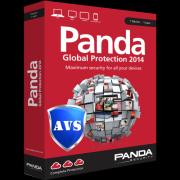 Panda 2014 Global Protection (1 PC / Lizenz, 1 Jahr) - OEM