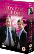 Midsomer Murders - Seizoen 9 - Compleet