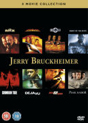 Jerry Bruckheimer 8 Actionfilm Kollektion