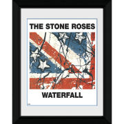 "The Stone Roses Waterfall - 8"""" x 6"""" Framed Photographic"