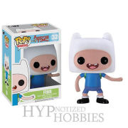 Adventure Time Finn Funko Pop! Figuur