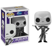 The Nightmare Before Christmas Jack Skellington Disney Funko Pop! Figur