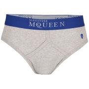 McQ Alexander McQueen Men's Brief - Grey