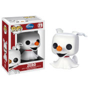 Nightmare Before Christmas Zero Ghost Dog Pop! Vinyl Figur