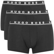 BOSS Hugo Boss Men's 3-Pack Boxers - Black