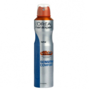 L'Oreal Paris Men Expert Deodorant Sensitive Comfort Spray (250ml)