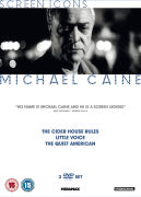Michael Caine Boxset: The Cider House Rules / Little Voice / The Quiet American
