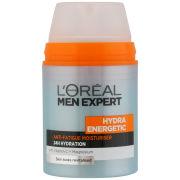 Loción hidratante de L'Oréal Men Expert HydraEnergetic Daily Anti-Fatigue(50 ml)