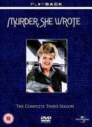 Murder, She Wrote - Seizoen 3 - Compleet