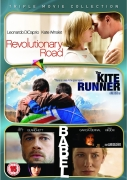Drama Triple - Revolutionary Road / Kite Runner / Babel