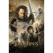 Lord Of The Rings Return Of The King One Sheet - Maxi Poster - 61 x 91.5cm