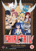 Fairy Tail Collection Three