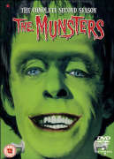 The Munsters - The Complete 2nd Season