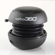 Veho 360 Rechargeable Pop Up Speaker for iPods and MP3 Players