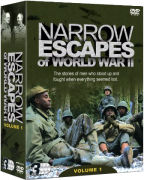 Narrows Escapes of WWII - Volume 1