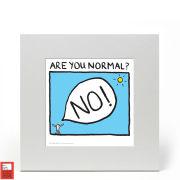 Are You Normal von Edward Monkton