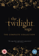 The Twilight Saga - Complete Verzameling (Amaray Versie)