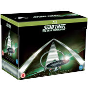 Star Trek: The Next Generation Komplettes Boxset