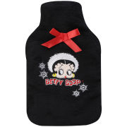 Betty Boop Hotwater Bottle - Black