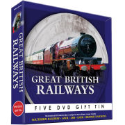 Great British Railways Gift Tin