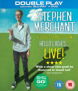 Stephen Merchant Live: Hello Ladies - Double Play (Blu-Ray en DVD)