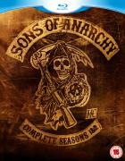Coffret Sons Of Anarchy - Saisons 1-2