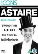 Fred Astaire: Swing Time/Top Hat/You'll Never Get Rich/You Were Never Lovelier