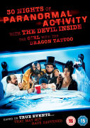 30 Nights of Paranormal Activity with Devil Inside Girl with Dragon Tattoo