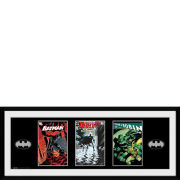 DC Comics Batman Comic Comics - 30x75 Collector Prints