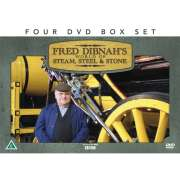 Fred Dibnah's: World Of Steam - Gift Box