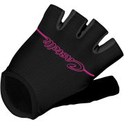 Castelli Women's Dolcissima Gloves - Black/Fuchsia
