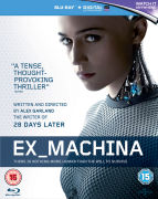 Ex_Machina (Inclusief UltraViolet Copy)